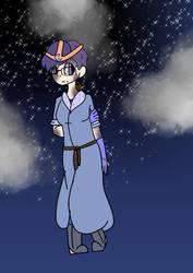 Moon Goddess by X-Blueberry-Sans-X