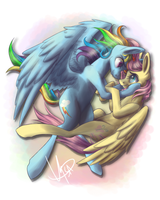Love Wins by EbonyTails