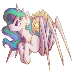 Couchcrusader by EbonyTails