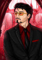 Genius. Billionaire. Playboy. Philanthropist. by BaconJean