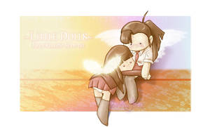 Dolls - Konoka and Setsuna by NekoKyuubi9