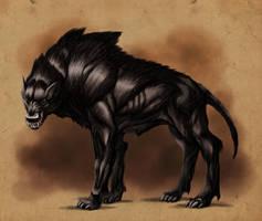 Big bad wolf by SOLIDToM