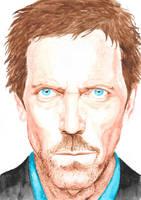 Hugh Laurie by Crimson-Dreams969