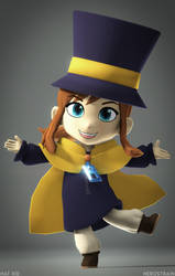 Hat Kid by Herostrain