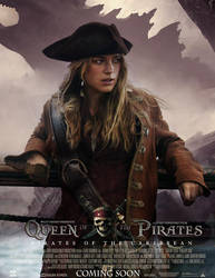 queen of the pirates by Bundou