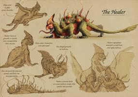 Bio-Diverse Colony - Healer by SamSantala