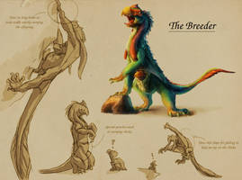 Bio-Diverse Colony - Breeder by SamSantala