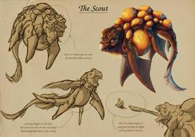 Bio-Diverse Colony - Scout by SamSantala