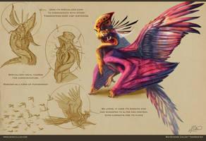 Bio-Diverse Colony - Taskmaster by SamSantala