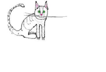 cat by triggerhappylea