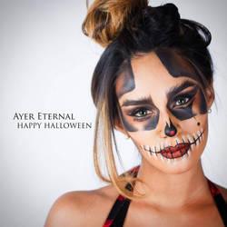 Happy Halloween by Ayer-Eternal