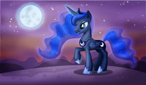 Queen of the Night by WhiteEyedCat
