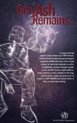 Stop Smoking poster! by TahaShahid