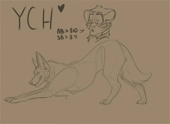 YCH #1 by AscendingArt