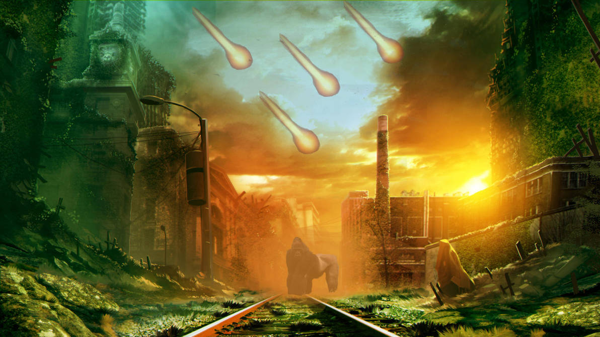 The Apocalypse...? by Ag3ntAn0nym0us