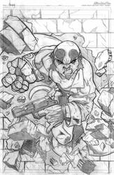 Hellboy by JazzRy