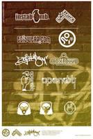 logotypes by eciswear.com by JeremyWorst