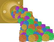 Magical Swirly Puke by Colorcatcher