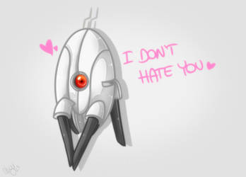 - I don't hate you - by BioV-xen