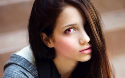 girl-model by rashadRMG