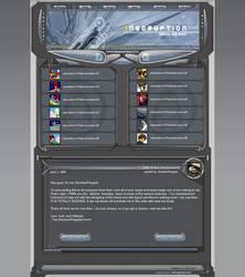 Inscryption.com by Chromius