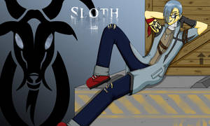 Sin series :: Sloth:Acedia by Chromius