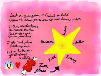 Valentine's Day Card : From Ingris to Kazue by AllstarMS