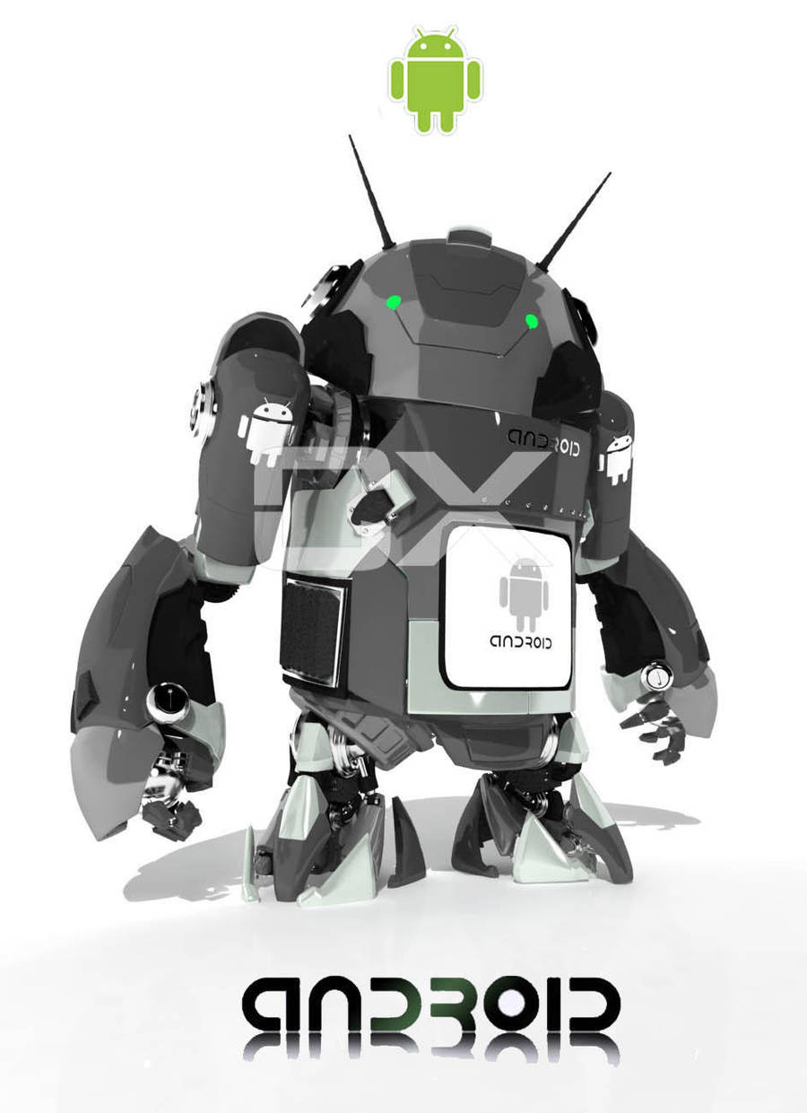 Android Google by AeroleFlock