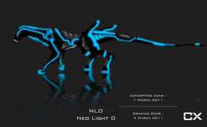 NLO - neo Light zero by AeroleFlock
