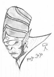 Mojo Jojo 15-march-2013 by AeroleFlock