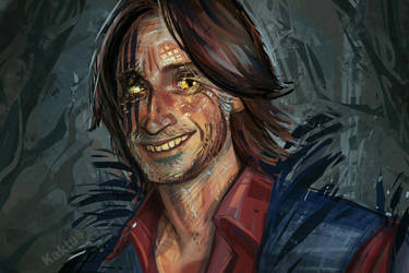 Once upon a time: Rumple by Kaktus-Olya