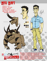 Redeemers - Neil Model Sheet by wheretheresawil