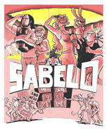 'Sabelo' comic cover by ZoMBieViLLe2000