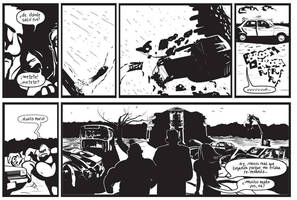 ZOMBIES comic ep1 p09 by ZoMBieViLLe2000