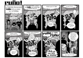 PUNIO 5 by ZoMBieViLLe2000