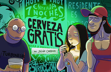 Tapa de Cerveza Gratis by ZoMBieViLLe2000