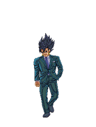 Vegetto - Capsule Corp. President (no fx) by Balthazar321