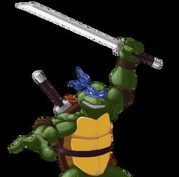 Leonardo by Balthazar321