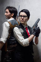 The Evil Within Cosplay by LadyofRohan87