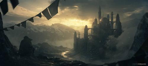 Lost City by StevenCormann