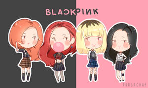 BLACKPINK by parsachae