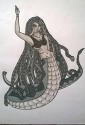Gorgon by Trunse