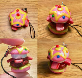 Sailor Moon Crystal Burger Charm by Tronomics
