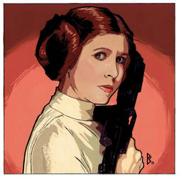 Princessleia by FanPsart88