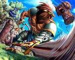 Chaotic : Tangath by warlockss