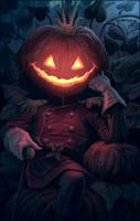 PumpkinKing by warlockss