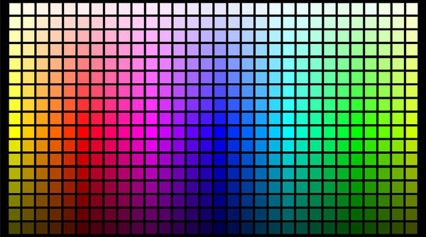 Rgb Color Chart | Rgb Color Chart By Ervis On Deviantart
