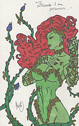 Poison Ivy~ by Noohime