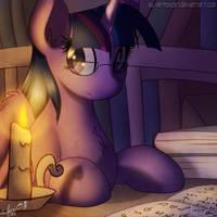 Twilight Sparkle by Silverfox057