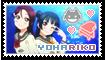 YohaRiko stamp by H17OM1